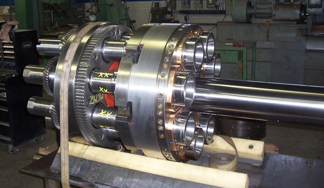 Acme Gridley Spindle Carrier Rebuilding and Repair