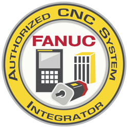 JEM Automatics is a FANUC Authorized CNC System Integrator