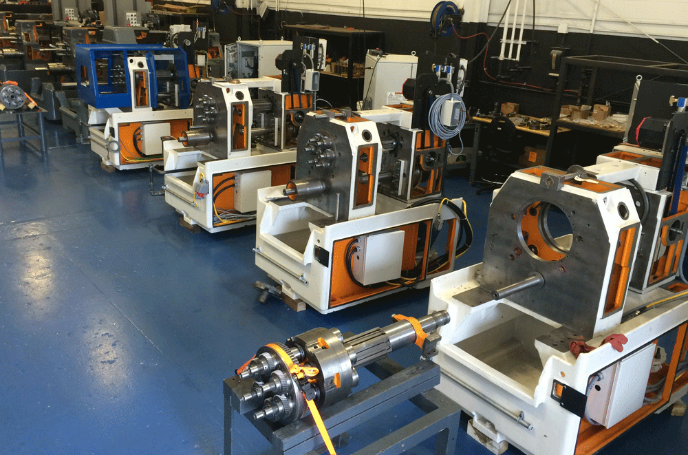 Multispindle Screw Machine Specialists